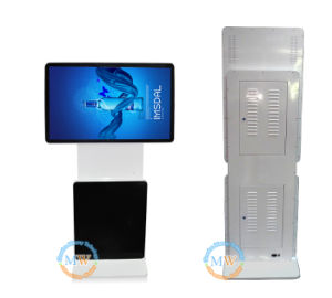 43 Inch 360 Degree Rotation Advertising Digital Signage Display Stand (MW-431AMN) pictures & photos