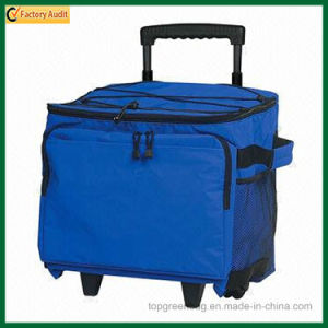 Outdoor Trolley Wheeled Picnic Cooler Bag (TP-CB115) pictures & photos
