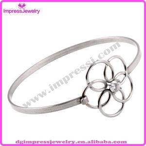 Stainless Steel Expandable Wire Bracelet Women′s Bracelet pictures & photos