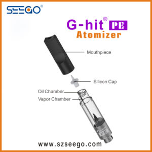 Patent Pending G-Hit PE Tiny Tank E Cigarette for Cbd E-Liquid pictures & photos