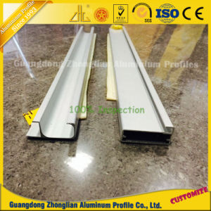 Pwoder Coated Aluminium Profile for Cupboard/Kitchen Cabinet Handle pictures & photos
