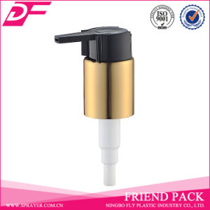 New Design Metal PP Cream Pump with Black Nozzle Cover pictures & photos