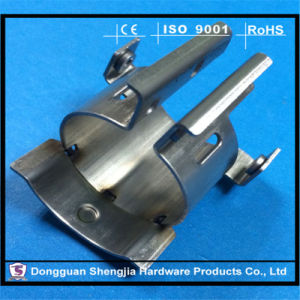 Clamps Retaining U Shape Stamping Spring Steel Sheet Metal Clips pictures & photos