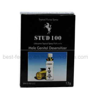 Sex Products Stud 100 Sex Delay Spray for Male pictures & photos