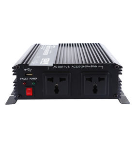 DC to AC 1200 watt modified sine wave inverter with CE pictures & photos