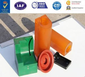 Casting PU Pipe Connector Urethane Pipe Connector Polyurethane Casting Products pictures & photos