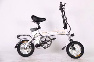 Folding Electric Mountain Bike pictures & photos