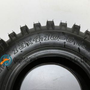 Wear-Resistant Rubber Wheel for Snow Machine Wheel (4.10-6) pictures & photos
