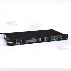 4.8sp Professional Audio Speaker Management Digital Processor pictures & photos