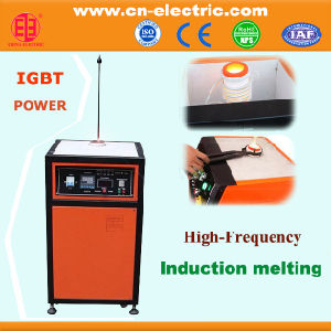 Mini Induction Melting Furnace for Experimental Use pictures & photos