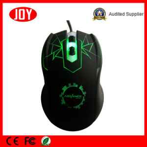 OEM Computer LED Backlit Mini Wired USB Mouse pictures & photos