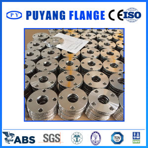 JIS B2220 Stainless Steel Slip on Welding Pipe Flange (PY0133) pictures & photos