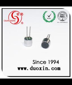 6.0mm Mic Ecm 6050 2 Pin Capsule Electret Microphone pictures & photos