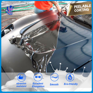 Premium Transparent Peelable Coating for Car PU-205/G pictures & photos