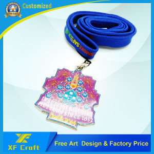 Professional Customized PVC Rubber Kids Medal for Any Activity (XF-MD09) pictures & photos