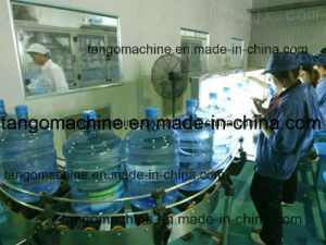 Automatic 5 Gallon Drinking Barrel Water Filling Machine pictures & photos