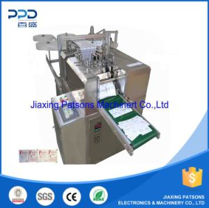 China Supplier Fully Automatic Alcohol Swabs Making Machine pictures & photos