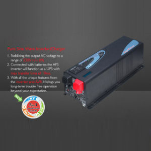 1-12kw Pure Sine Wave Output Inverter pictures & photos