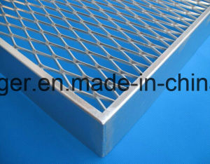 Aluminum Expanded Metal Mesh/Expanded Wire Mesh pictures & photos