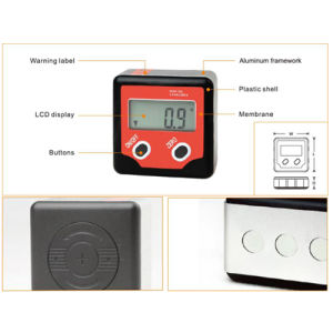 Measuring Tool Digital Level Box (P7002BA) pictures & photos