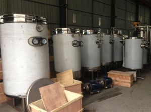 Stainless Steel Htst Sterilizer for Milk pictures & photos