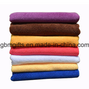 Woven Manufacter 100% Organic Cotton 100% Cotton Jacquard Terry Hotel Hand Towel pictures & photos