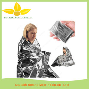 Foil Survival Rescue Thermal Emergency Blankets pictures & photos