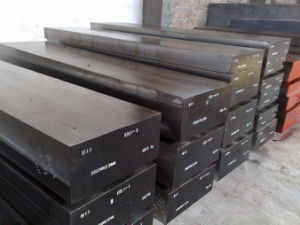 DIN 1.2344 Steel Flat Bar with ESR (SKD61, H13, BH13) pictures & photos