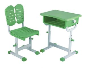 New School Desk and Chair Children Desk and Chair Set pictures & photos