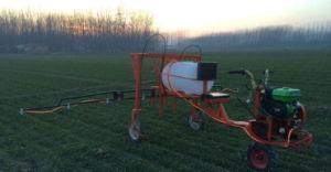 Ilot Po001 Farm Tractor Mounted Pesticide Boom Sprayer pictures & photos