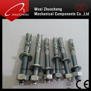 Stainless Steel Carbon Steel Wedge Anchor/Through Bolt/Expansion Bolt pictures & photos