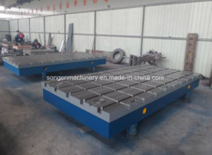 5000X5000mm Marking and Layout Cast Iron/ Steel Plates pictures & photos