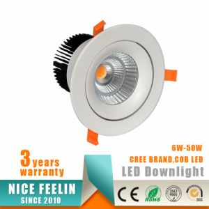 30W Aluminum LED Ceiling Down Lamp pictures & photos