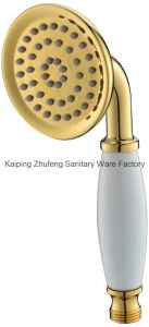Fashion Classic Antique Zf-Hsr015 Brass Hand Shower pictures & photos