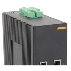 8 Gigabit Port RJ45 Industrial Ethernet Network Switch pictures & photos