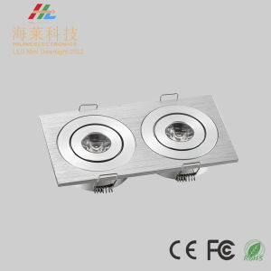 Hl-2022 2W/6W LED Mini Downlight pictures & photos