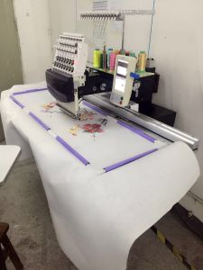 Cap Embroidery Machine Large Embroidery Area Single Head WY1201CL pictures & photos