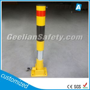 Affordable Car Parking Lock, Iron Packing Barrier, Position Parking Lock pictures & photos