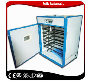 Fully Automatic Industrial Chicken Egg Incubator and Hatcher pictures & photos
