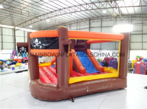 Pirate Simple Inflatable Combo Bouncy Slide pictures & photos