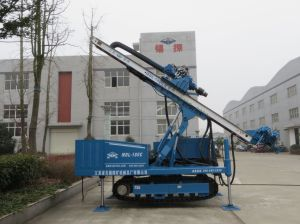 High Power Vibration Anchor Drilling Rig Without DTH Hammer Reduce pictures & photos