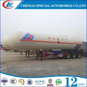ASME 3 Axle 60cbm LPG Tanker Trailer pictures & photos