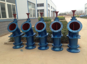 Vertical Water Pressure Booster Long Shaft Sea Water Pump pictures & photos