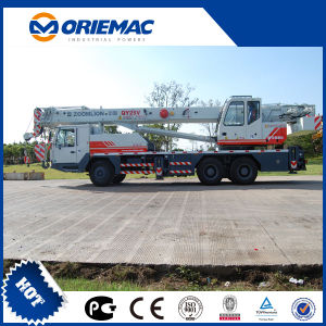 Mobile Crane Zoomlion Qy20V 20 Ton Truck Crane pictures & photos