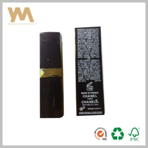 White Paper Lipstick Box Cosmetic Box Colorful Paper Box with Full Color Printing pictures & photos