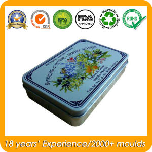 Cmyk Printing Oblong Soap Tins Classical pictures & photos