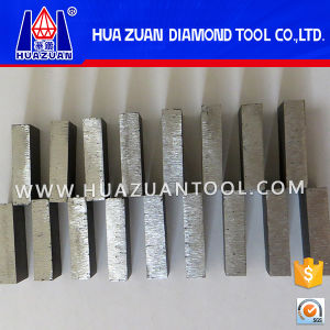Special Boat Shape Diamond Gangsaw Segment pictures & photos