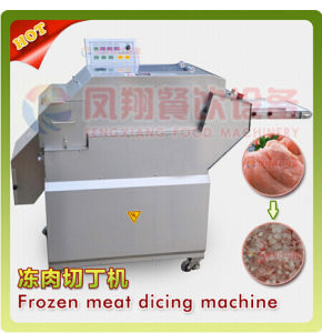 Fx-300 Frozen Meat Cutting Machine/Frozen Meat Cube Cutting Machine pictures & photos