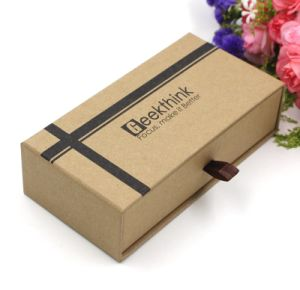 Newest Design Paper Cardboard Packing Packaging Jewelry Gift Box pictures & photos