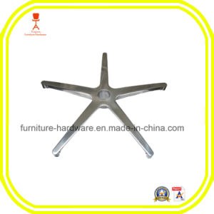 Adjustable Aluminum Office Chair Hardware Parts Base with Best Performance pictures & photos